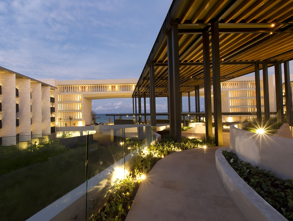 Playa del Carmen's Chic New Resort