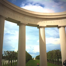St Mihiel American Cemetery and Monument