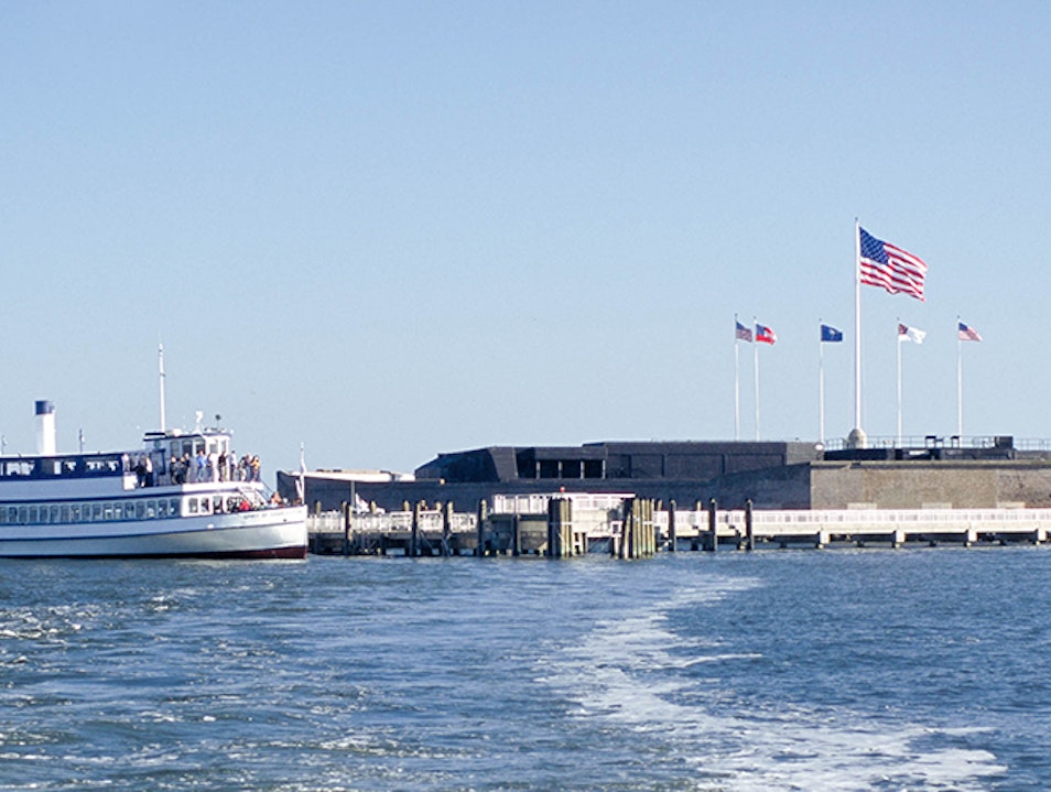 Fort Sumter National Monument Charleston South Carolina United States
