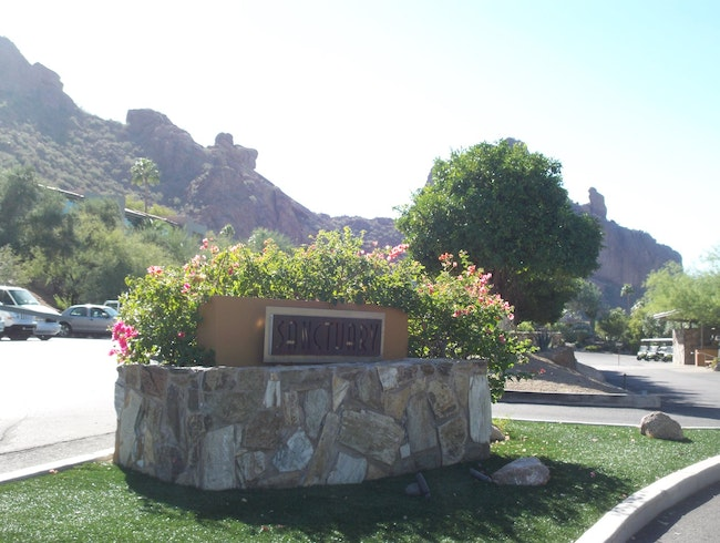 Most amazing hideaway on Camelback Mountain Scottsdale