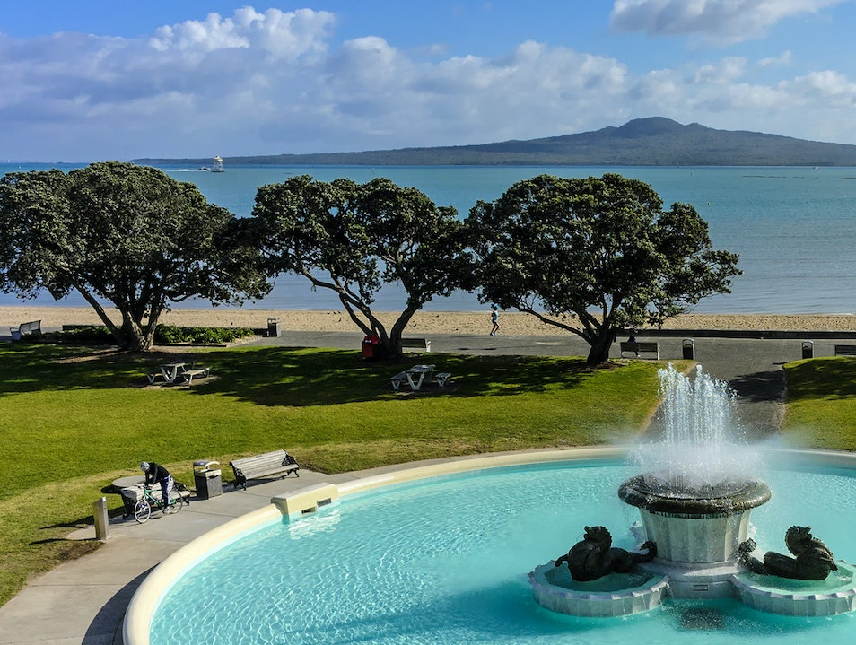 Mission Bay Auckland  New Zealand