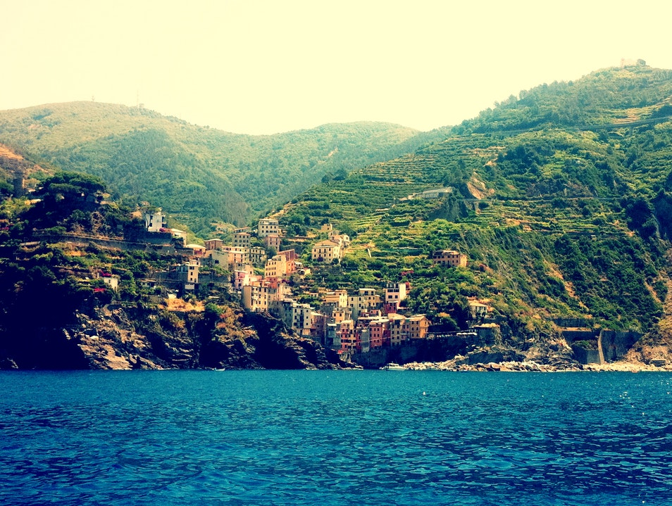The Five Villages Vernazza  Italy