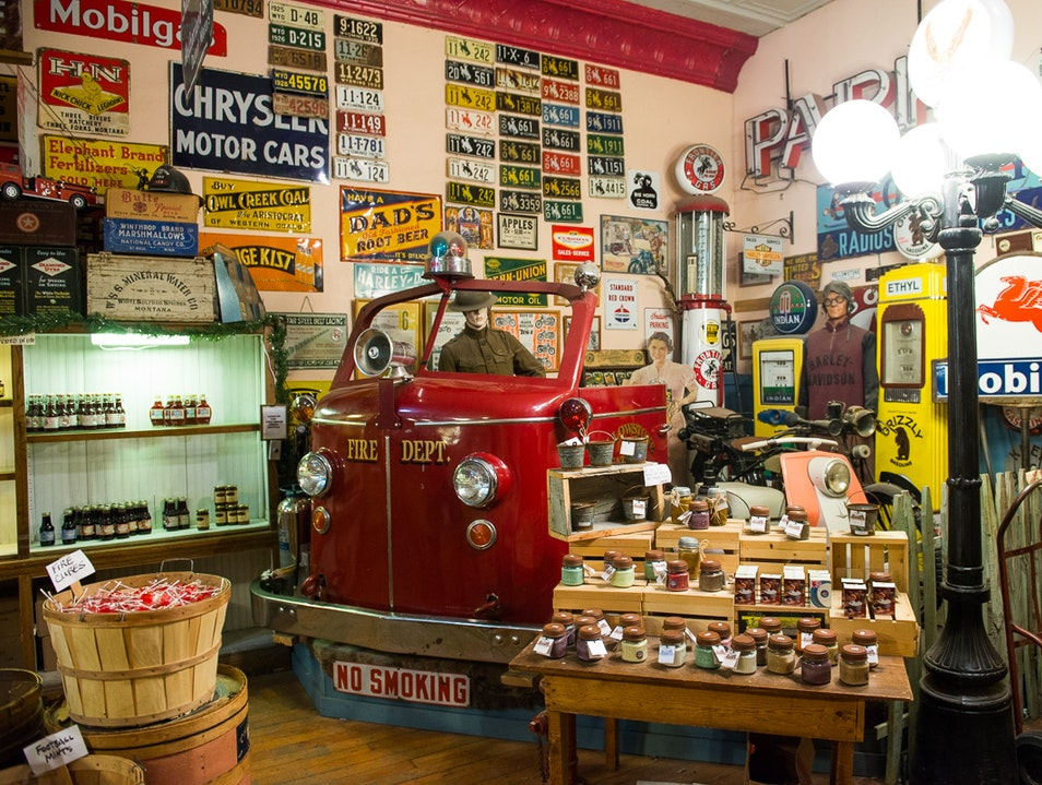 Like a Kid in a Candy Store Red Lodge Montana United States