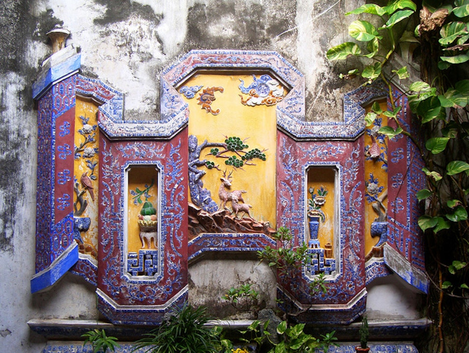 Hoi An and the Wider World