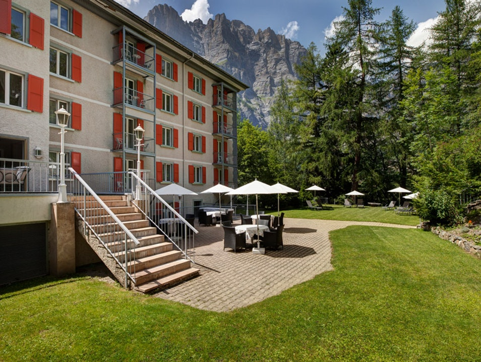 A Storied Spa Resort Leukerbad  Switzerland