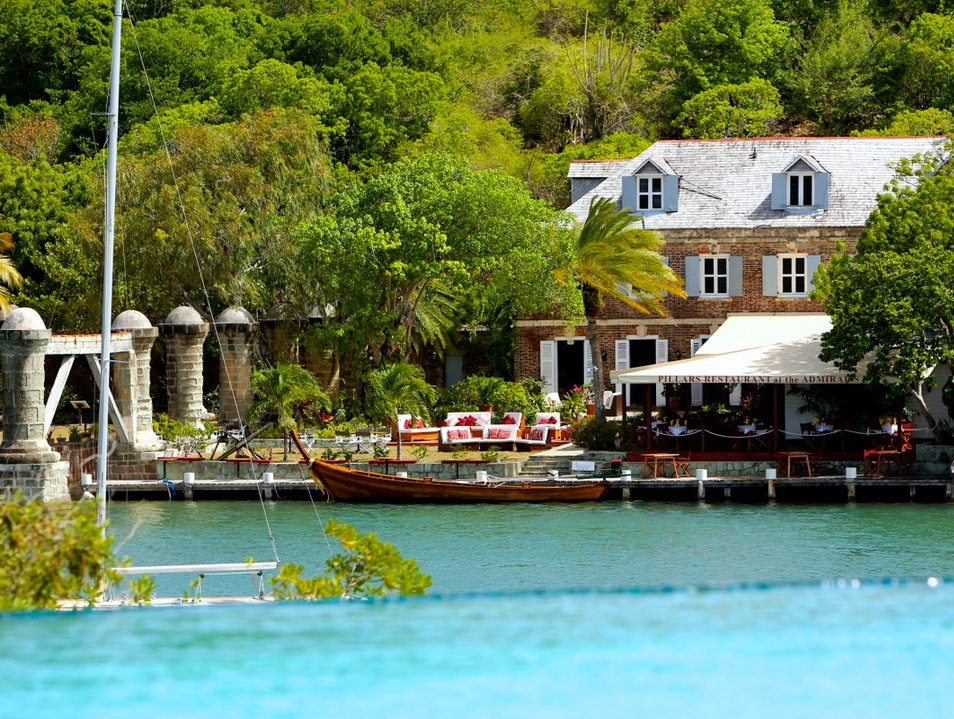 Admiral's Inn & Gunpowder Suites Nelson's Dockyard Saint Paul  Antigua and Barbuda