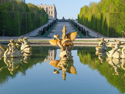 Palace of Versailles Versailles  France
