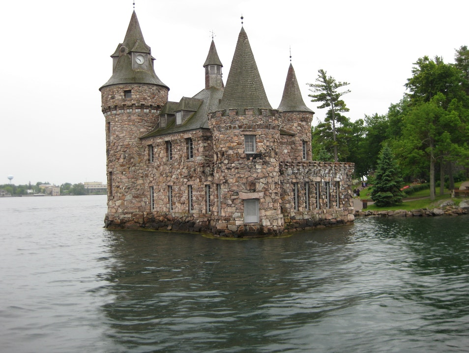 Cruising the St. Lawrence River