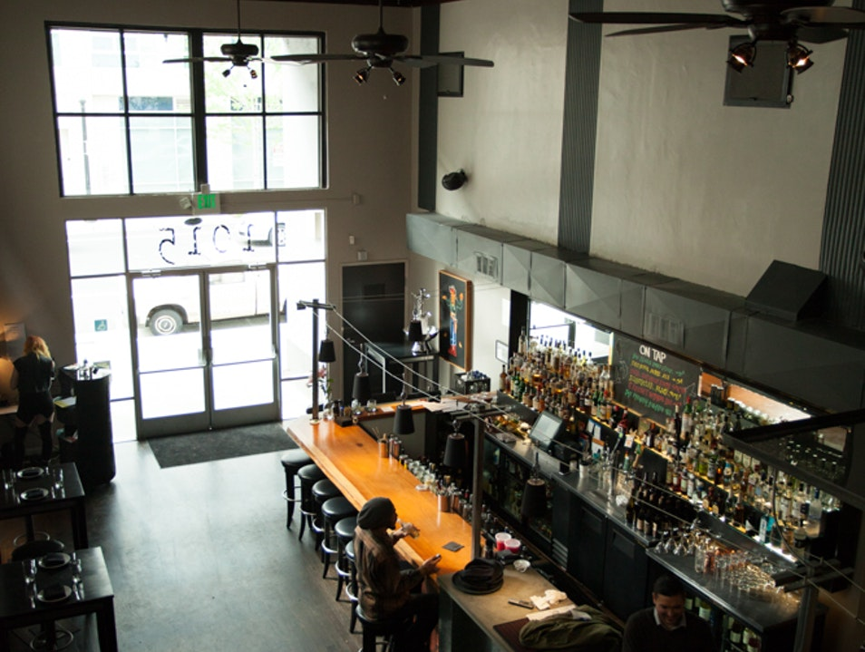 Blackbird Kitchen & Bar in Downtown Sacramento Sacramento California United States