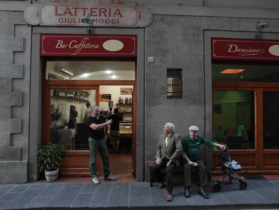 A home-from-home in Florence
