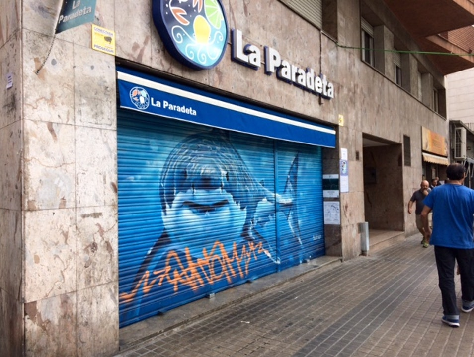 """Fresh"" Is an Understatement Barcelona  Spain"