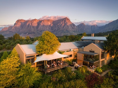 Tokara Restaurant Stellenbosch  South Africa