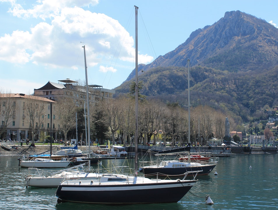 Day-Tripping to Lecco
