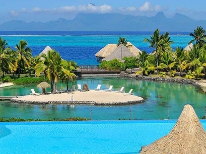 InterContinental Tahiti Resort & Spa Faaa  French Polynesia