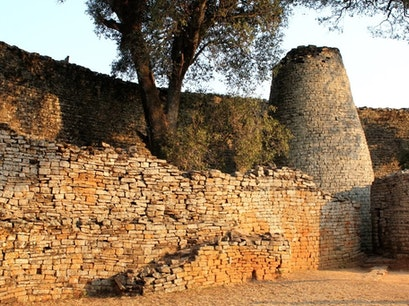 Great Zimbabwe National Monument Masvingo  Zimbabwe