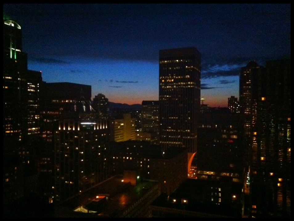 Seattle in a Different Light