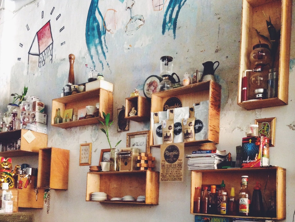 Melbourne cafe culture meets local produce Krong Kampot  Cambodia