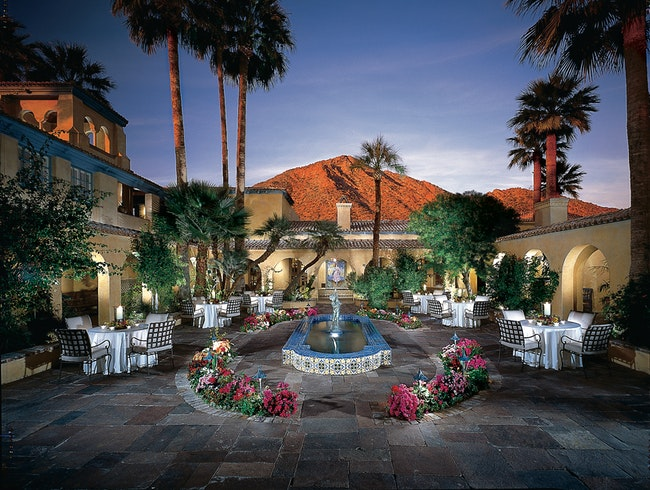 Romance Fit for a Queen at Royal Palms