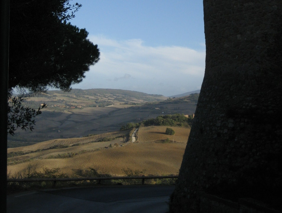 The Pope Slept Here Pienza  Italy