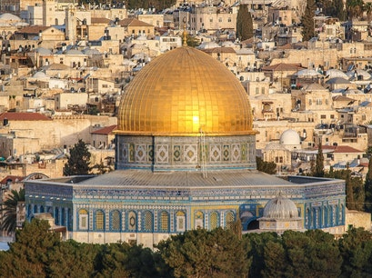 Dome of the Rock   Earth