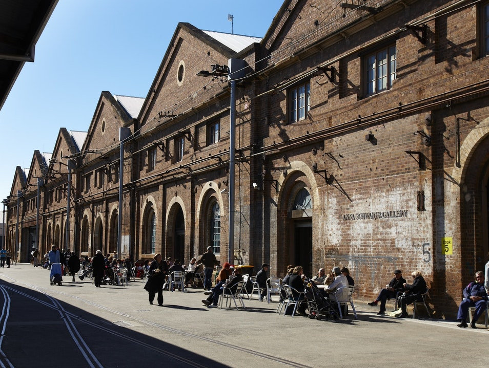 Carriageworks, Sydney Eveleigh  Australia
