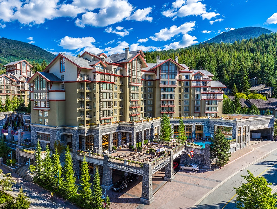 The Westin Resort & Spa Whistler  Canada