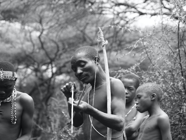 The Hadzabe Bushmen