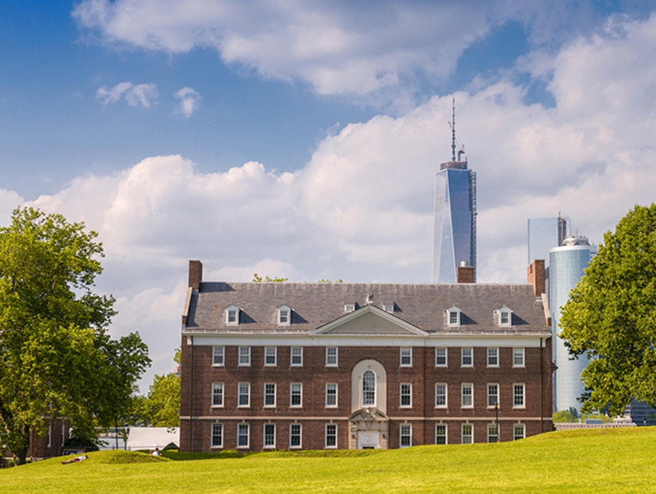 Governors Island New York New York United States