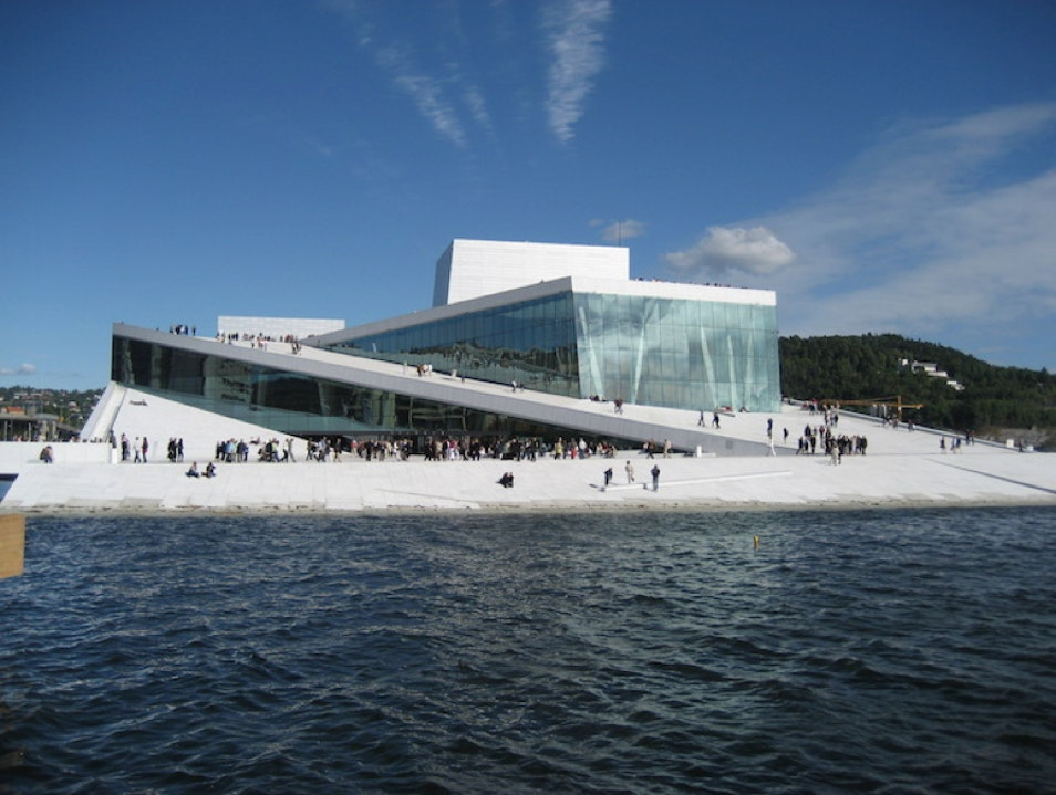 A Night at the Opera Oslo  Norway