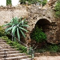 The Walls of Girona Spain Girona  Spain