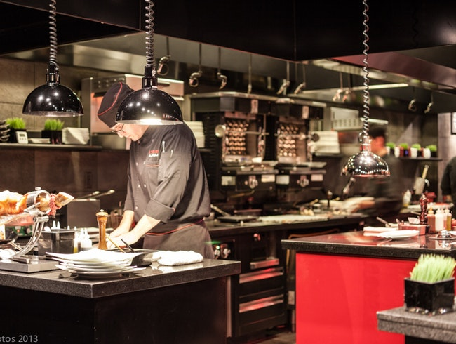 Eating at the Workshop: L'Atelier de Joël Robuchon