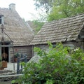 The oldest wooden schoolhouse St. Augustine Florida United States