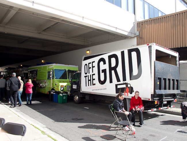Getting 'Off the Grid' Means Something Different in San Francisco