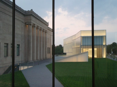 The Nelson-Atkins Museum of Art Kansas City Missouri United States