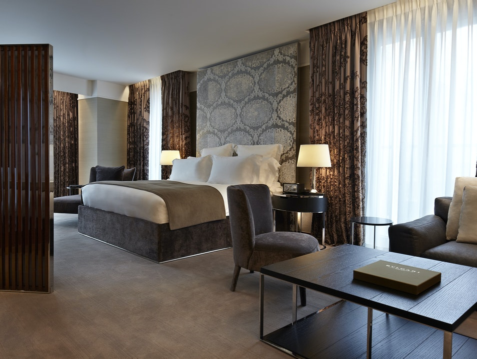 Stay at the Bulgari Hotel London  United Kingdom
