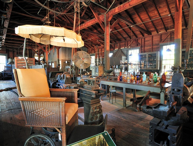 Visit the Retreat of American Inventors