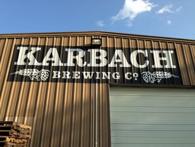 Tour Karbach Brewing Co.