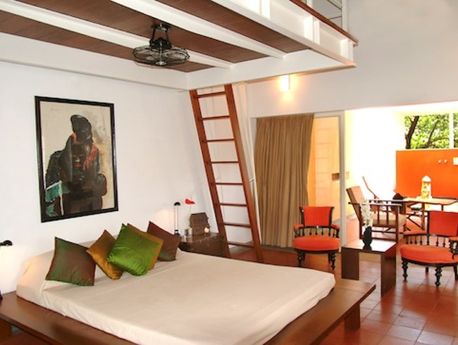 Modernist Hotels: Trinity House, Kerala, India