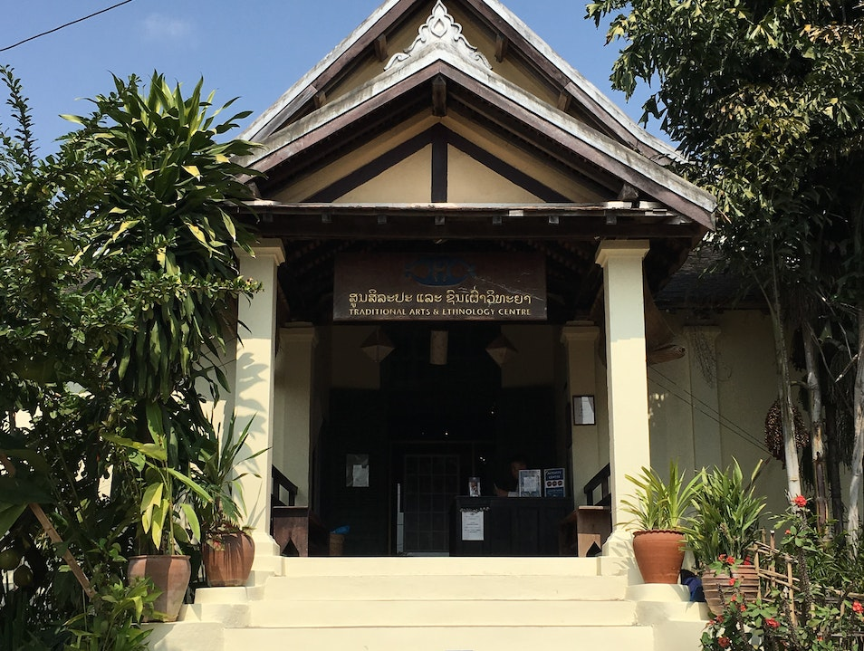 Traditional Arts and Ethnology Centre  Luang Prabang  Laos