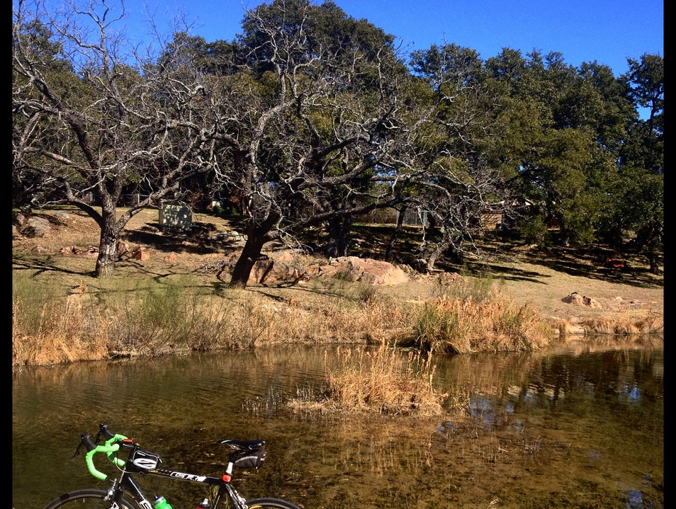 Be Wowed By The Willow City Bicycle Loop