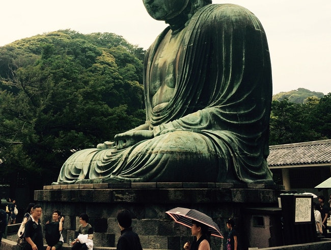 See the Great Buddha!