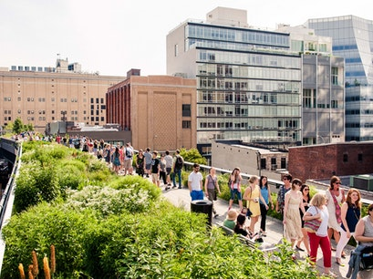 High Line New York New York United States