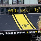 13 Degrees Wine Bar