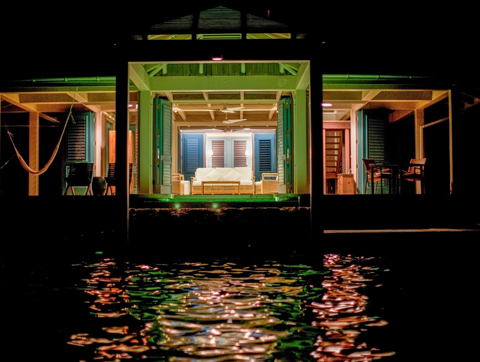 Luxurious Island Lodging Corozal  Belize