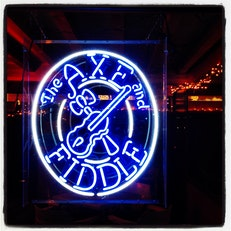 The Axe and Fiddle