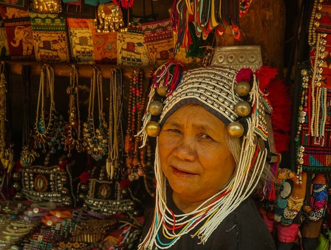 Exploring the hill tribes of Northern Thailand