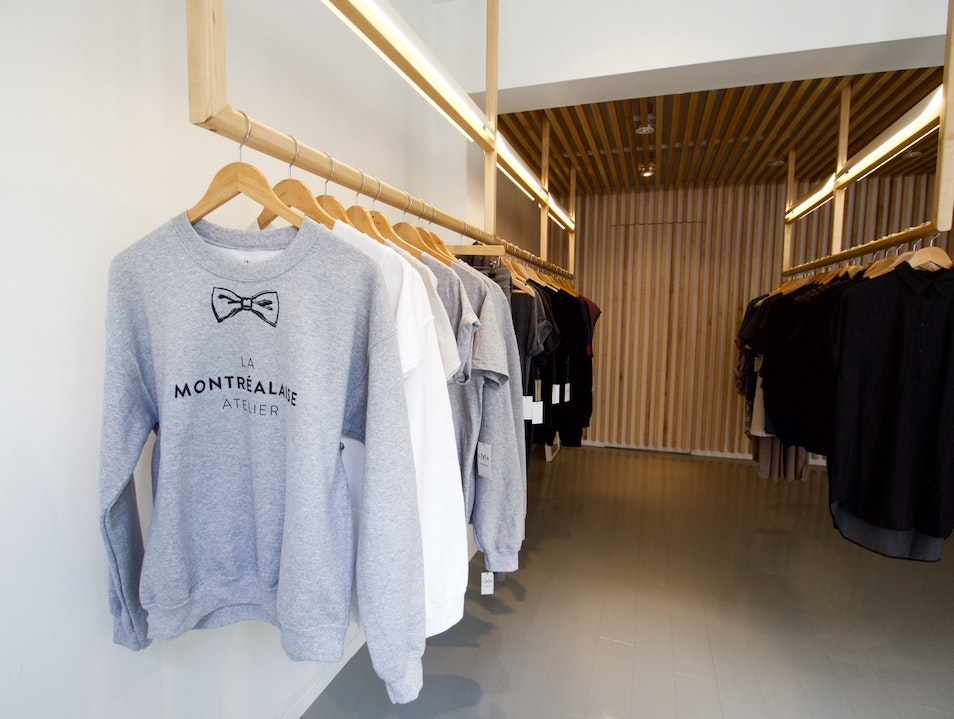 Finally, Montreal Clothing Souvenirs That Don't Suck