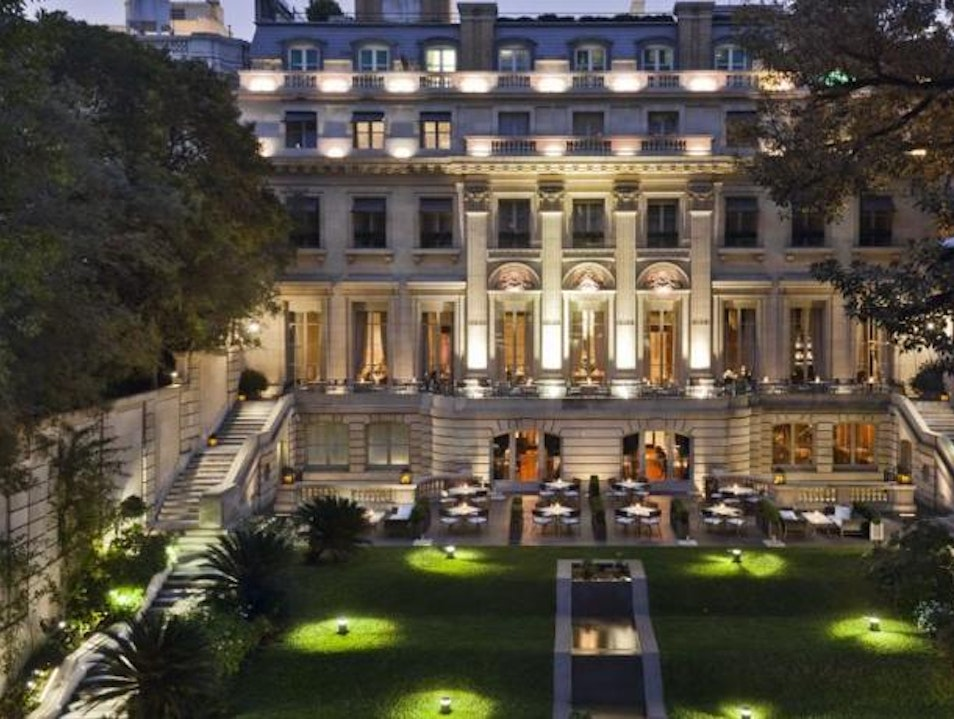 The Palacio Duhau Park Hyatt Buenos Aires, A Home Away From Home Buenos Aires  Argentina