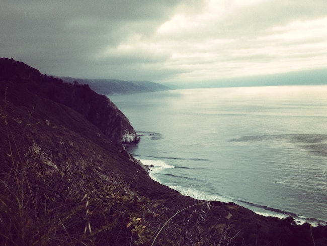 Time Out in Big Sur