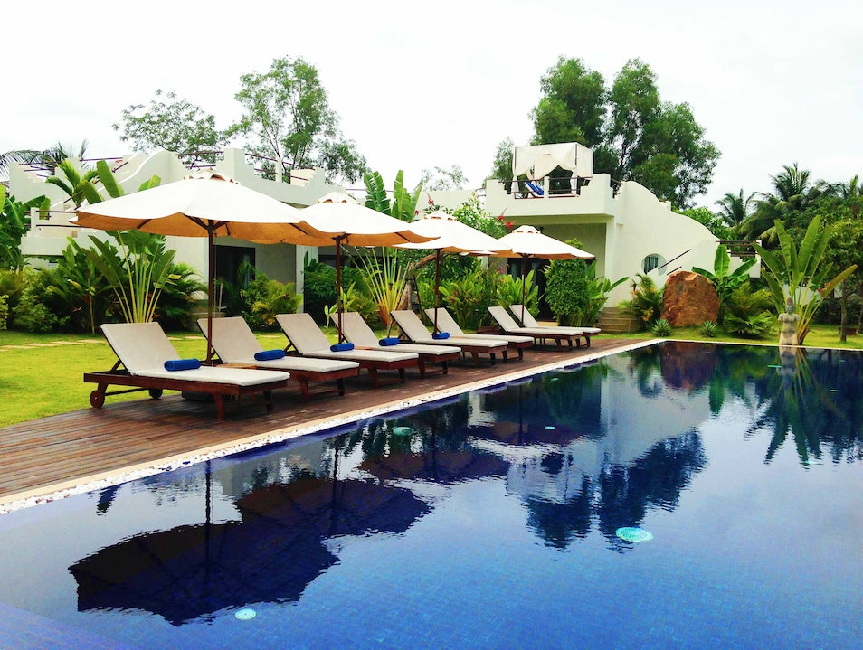 Peace and Relaxation in one of SE Asia's Busiest Cities